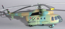 Mil-8 Polish Army Aviation 25th Air Cavalry Herpa Model Scale 1:200 555623 E